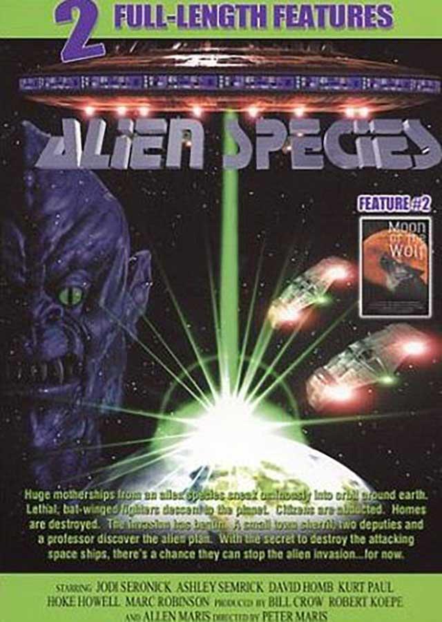 Alien Species - Die Nacht der Invasion - BADMOVIES