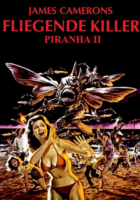 Piranha II: Fliegende Killer
