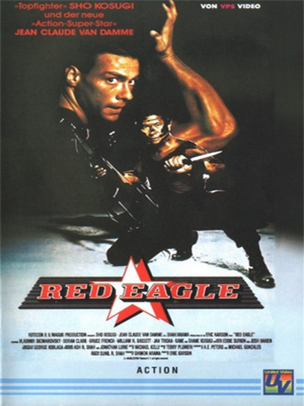 Red Eagle, the Movie - Trailer - YouTube